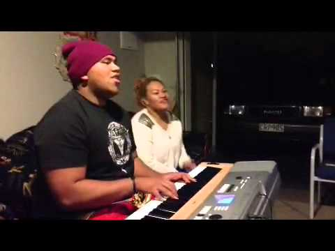 Falling In Love with Jesus (Cover) CILLA FT IVAN FUIMAONO