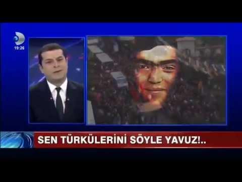 """Cüneyt Özdemir'den Yavuz Bingöl'e Sert Tepki """"Sen Türkülerini Söyle Yavuz"""""""