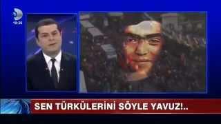 Cüneyt Özdemir'den Yavuz Bingöl'e Sert Tepki