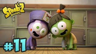 Spookiz | 111 - Kong Kong's Amulet (Season 1 - Episode 11) | Videos For Kids 스푸키즈