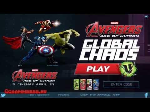 Игра Мстители Эра Альтрона, бой продолжается, игры драки
