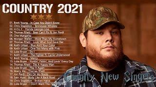 Brett Young, Luke Bryan, Luke Combs, Keith Urban, Chris Stapleton | Top New Country Songs 2021