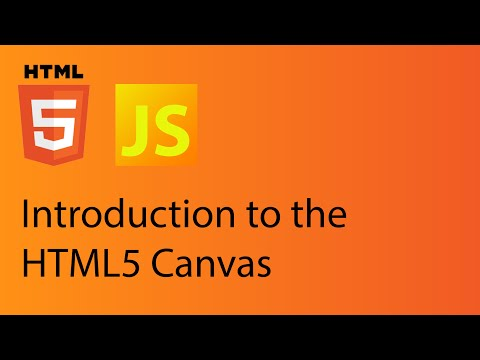 HTML5 Canvas Tutorial 1 - Introduction To The HTML5 Canvas