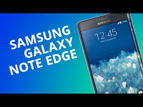 Samsung Galaxy Note Edge [Análise]