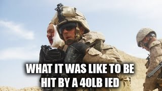 What It Was Like To Be Hit By A 40lb IED—Stories from Sangin: Part 1