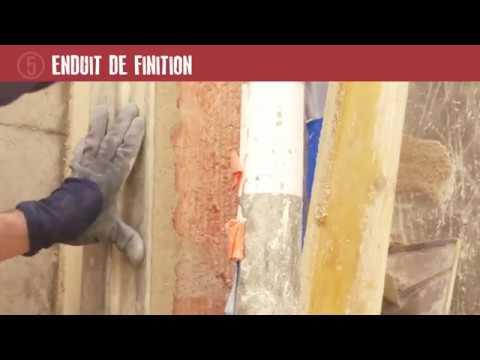 les bons gestes en maçonnerie : enduits de façade