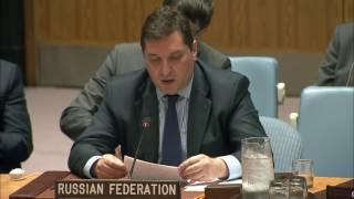 Выступление В.К. Сафронкова на заседании Совета Безопасности ООН по ситуации в Ираке