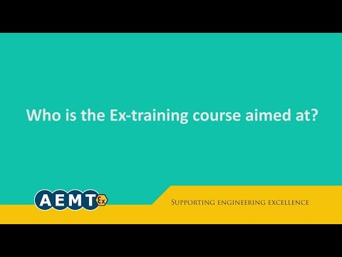 Who Should Attend The AEMT Ex Equipment Repair Course?
