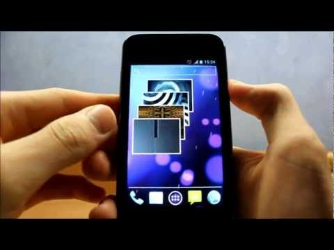 android 4.0.3 on Samsung galaxy S i9003