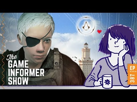 GI Show – Metal Gear Survive, Rainbow Six, Mike Laidlaw Interview