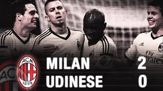 Video Gol Pertandingan AC Milan vs Udinese