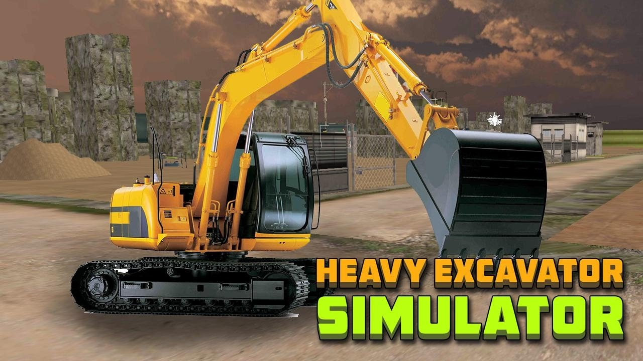 Heavy excavator play store download free youtube.