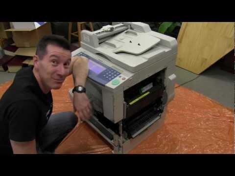 EEVblog #303 - Photocopier Extreme Teardown