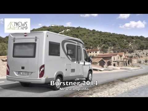 burstner wohnmobil camping car autocaravan 2014 doovi. Black Bedroom Furniture Sets. Home Design Ideas