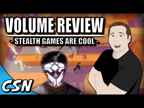 "Volume ""A Great Stealth Game!!!"" - Game Review - CSN"