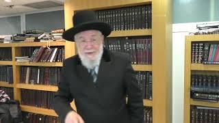 הרב ישראל מאיר לאו -  תפילות אבות תיקנום
