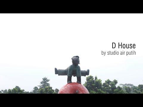 D House by Studio Air Putih