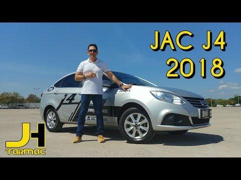 JAC J4 Prueba a fondo! Es capaz de sorprender