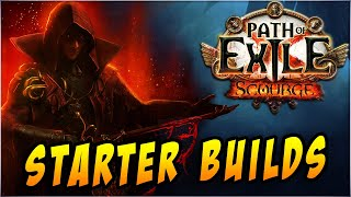 [ POE 3.16 ] Scoขrge League Starter Builds: Path of Exile