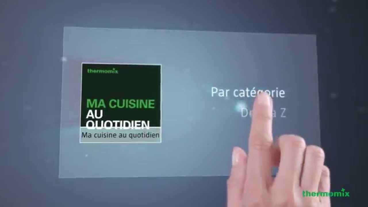 thermomix le tout nouveau n des robots multifonctions youtube. Black Bedroom Furniture Sets. Home Design Ideas