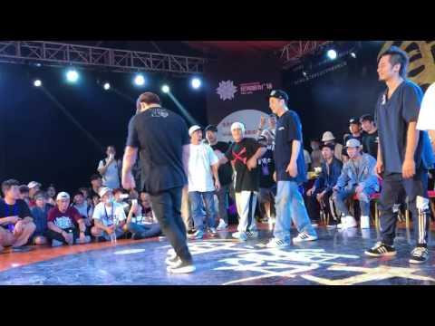 Bboy Kill Judge show in China 2016