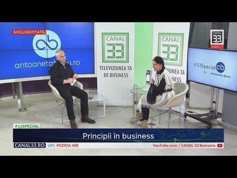 Principii în business