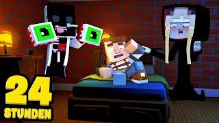 24 STUNDEN KINDER ERSCHRECKEN?! - Minecraft [Deutsch/HD]