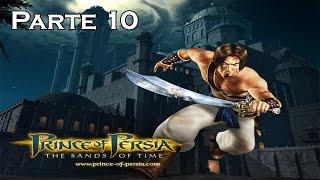 Prince of Persia Las Arenas del Tiempo HD Walkthrough Parte 10 - Español (PS3 Gameplay HD)