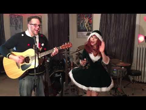 JINGLE BELL METAL featuring Sarah Darleen