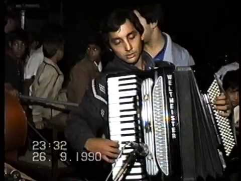 Lautari in Bucuresti in anul 1990 - 2