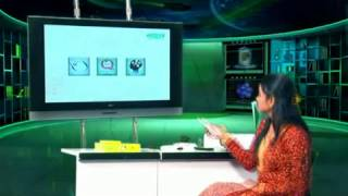 Demo of how to use E-Class pendrive. E-class education system