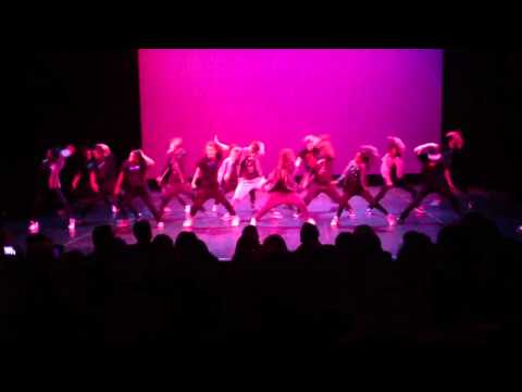 Shockout Academy Christmas show 2011 - Chad Taylor Choreography