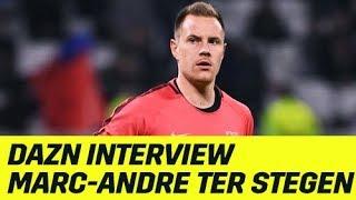 Marc-André ter Stegen über das Duell gegen Manuel Neuer in der Nationalmannschaft | DAZN