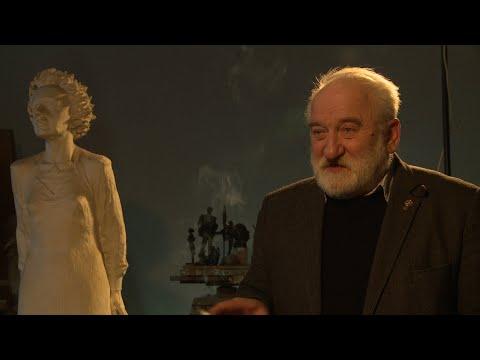 Скульптор Ян Нейман. Интервью