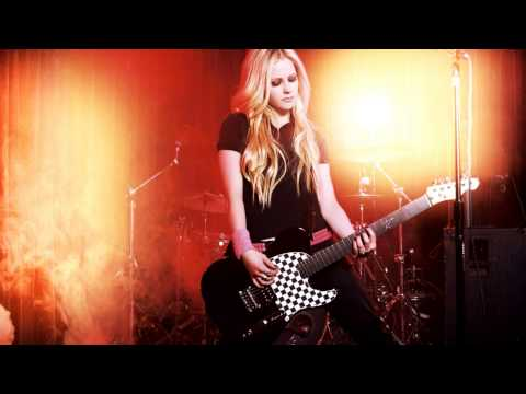 Avril Lavigne - The Best Damn Thing (Official Instrumental) [High Quality]