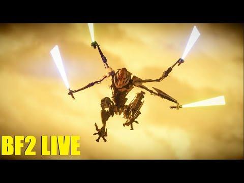 MIKE'S STREAM |STAR WARS BATTLEFRONT II LIVE