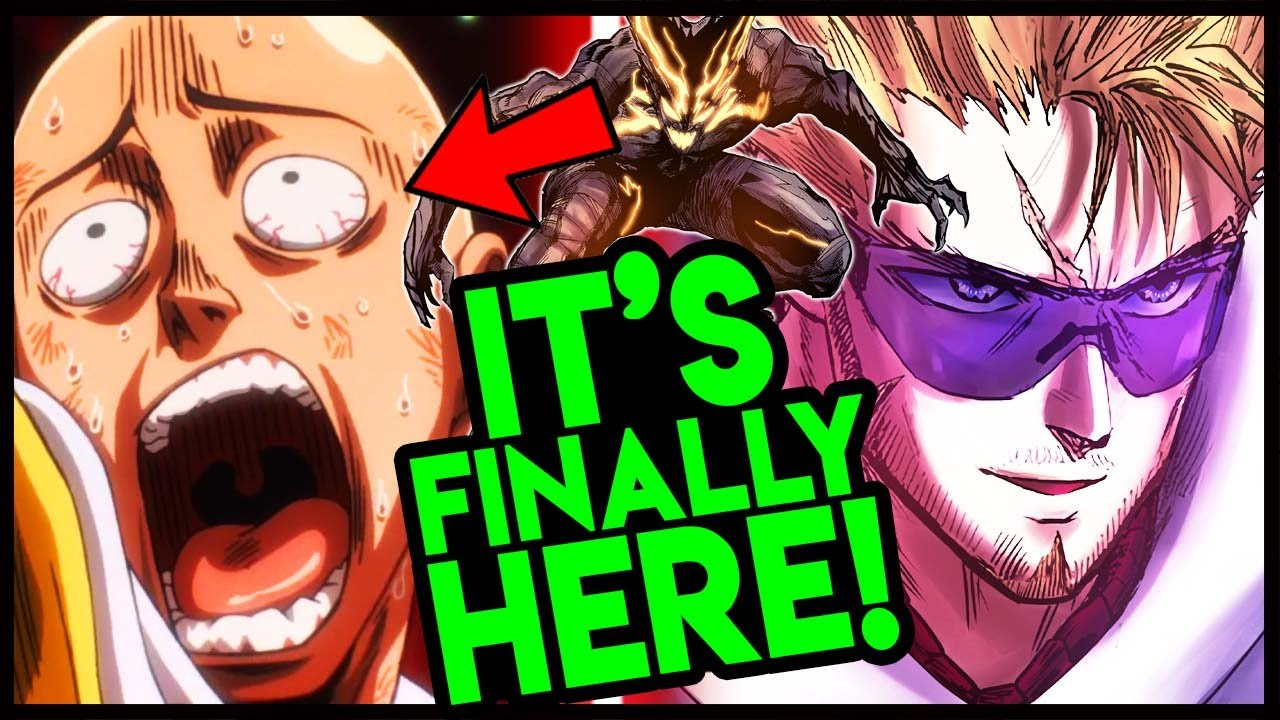 Download Blast and Saitama FINALLY Return! The END of S-Class Hero Silver Fang! One Punch Man