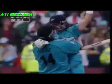 HIGHLIGHTS: India v New Zealand 1999 world cup match