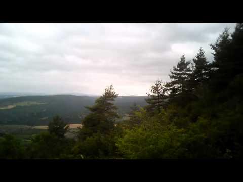 Steenarenden in Parc National des Cévennes