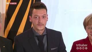 Mesut Özil'e gurbetçilerden büyük destek