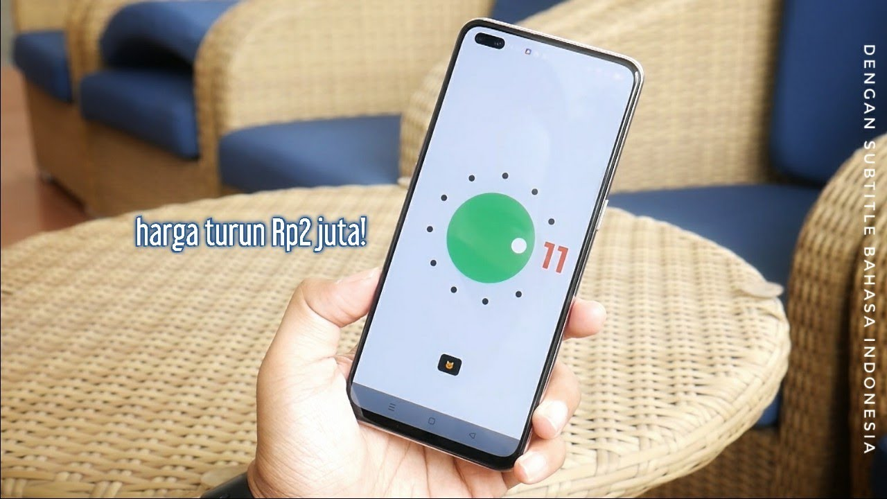Update besar OPPO Reno3 Pro lewat ColorOS 11 (Android 11)