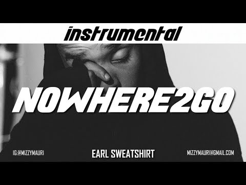 Earl Sweatshirt - Nowhere2go (INSTRUMENTAL) Mp3