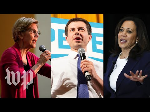 2020 candidates weigh breaking up big tech