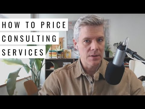How To Price Consulting Services: What's Your Hourly Rate?
