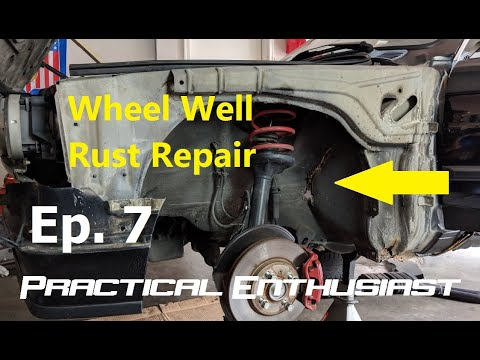 How I Saved My Project BMW E30 From Rust Oblivion by