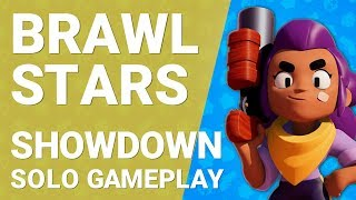 Brawl Stars - Showdown Solo Gameplay [1080p/60fps]