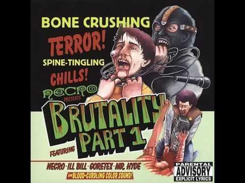 Necro - Brutality Part 1 FULL ALBUM