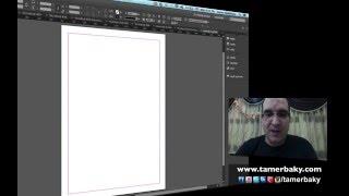 فيديو تعريفي عن محتوى دورة تعليم برنامج انديزاين سي سي ٢٠١٥ ( InDesign CC 2015 )