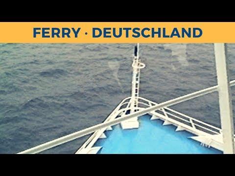 Classic Ferry Video 1997 - Bridge Visit Ferry DEUTSCHLAND, Puttgarden - Rødby (DFO)