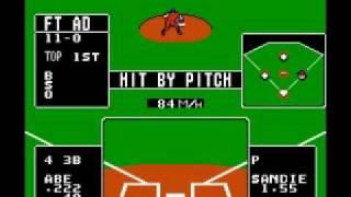 Baseball Stars (NES) American Dreams Humiliation TAS